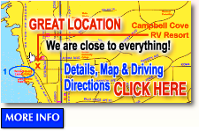 Lake Havasu RV Park Map and Driving Directions