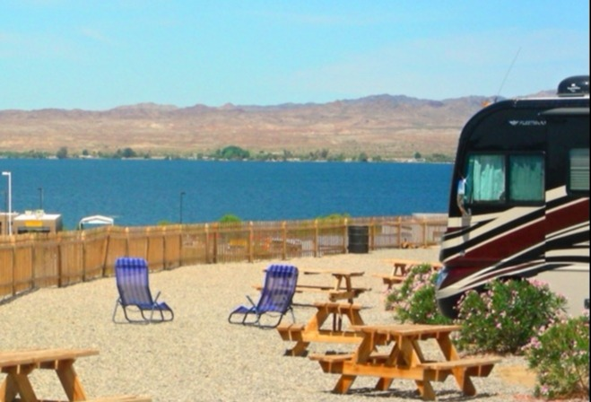 Lake Havasu RV Park Tour